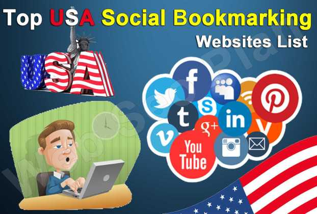 Top USA Social Bookmarking Sites List