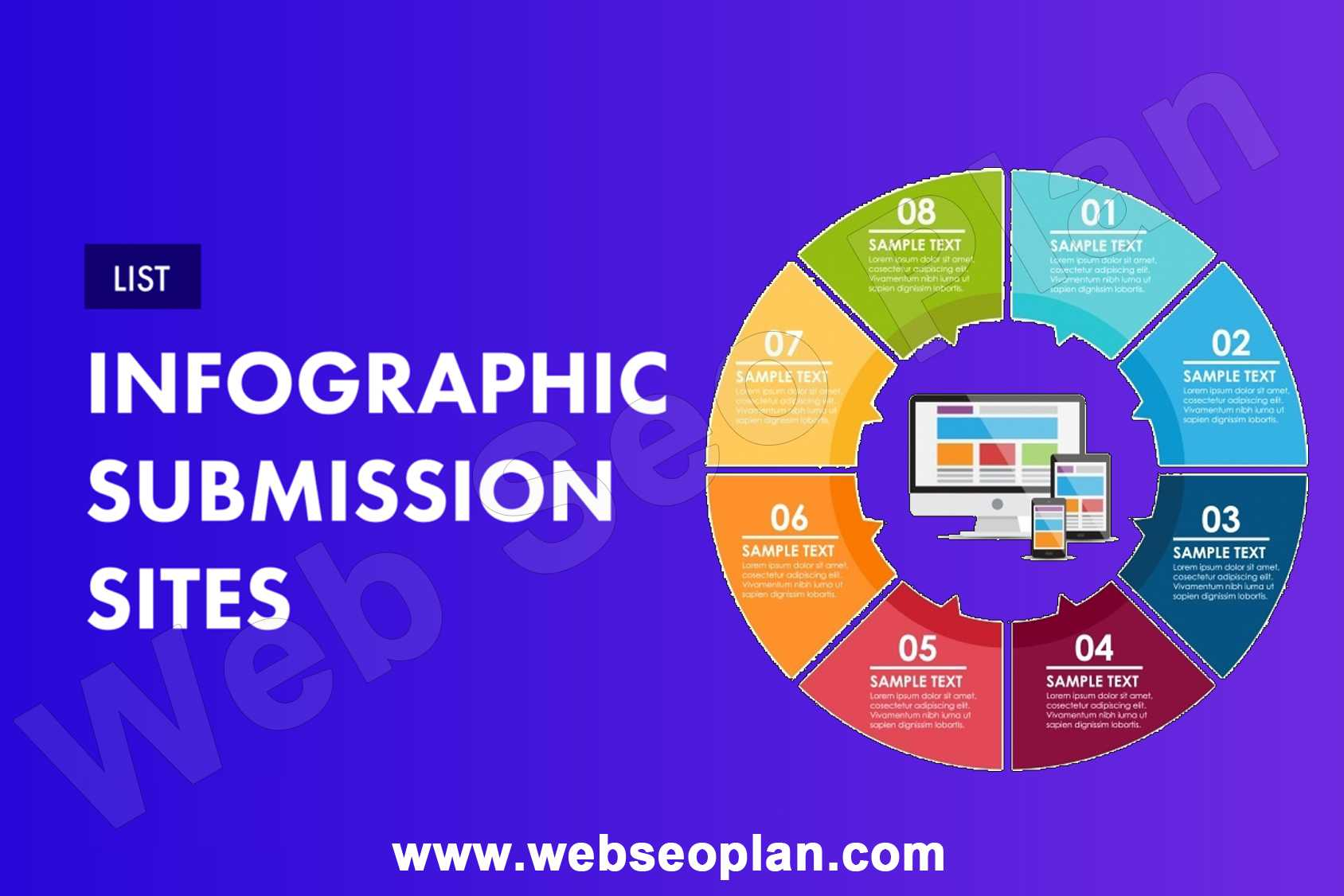 Infographics Submissions Sites List