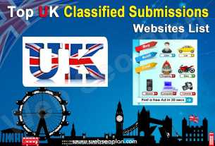 top uk classified submission sites list