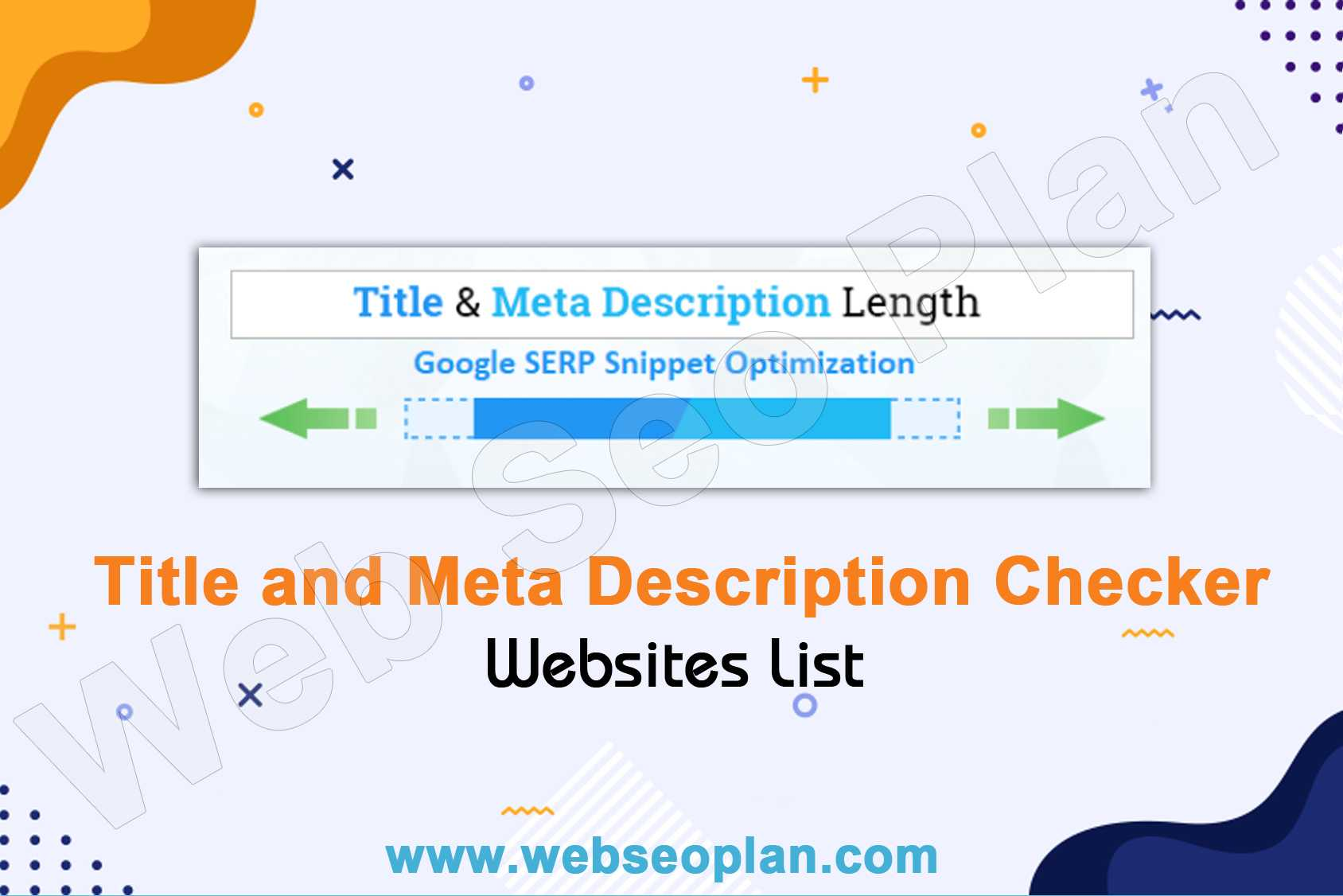Title and Meta Description Checker