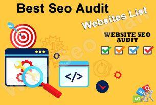 Best Seo Audit Site Lists