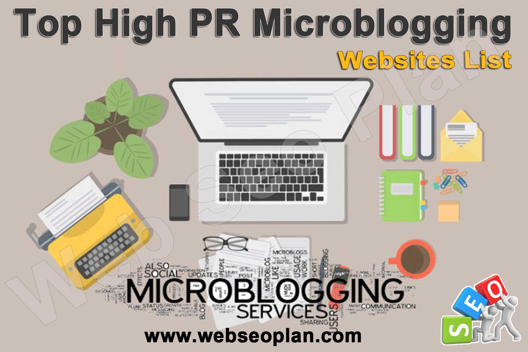 Top Free High PR Microblogging Sites List