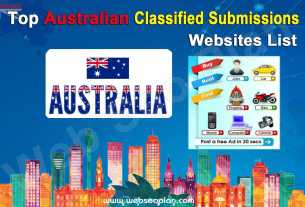 top Australian classified submission sites list