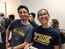 FIU's Upsilon Pi Epsilon Fall 2016 Highlights | School of Computing and Information Sciences 36