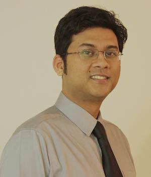 Istiaque Ahmed headshot