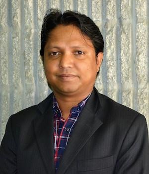 Photo of Muhammad Razib is a Ph.D. candidate