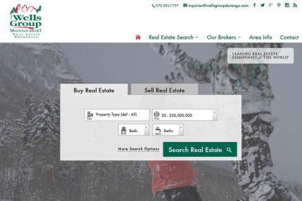 Wells Group Mountain Resort portfolio image