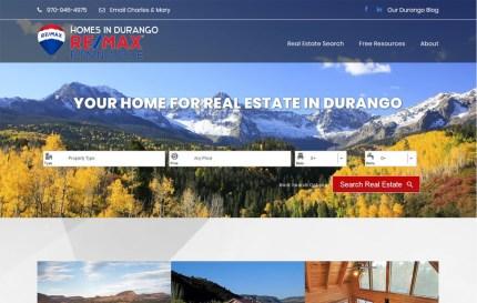Homes In Durango portfolio image