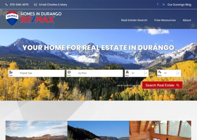 Homes In Durango