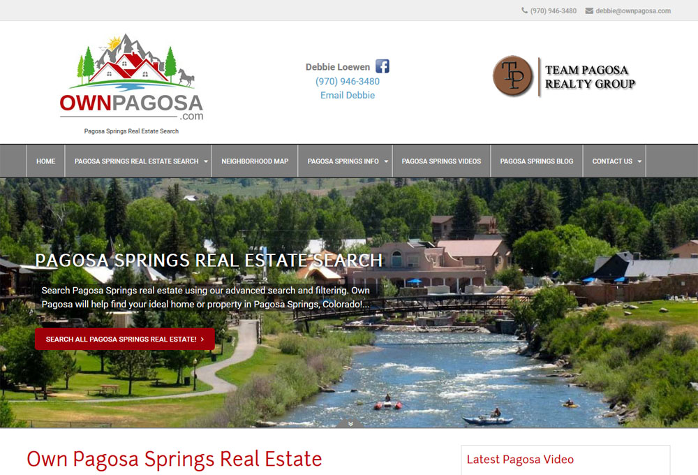 Own Pagosa