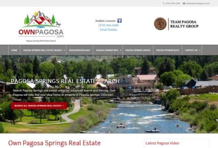 Own Pagosa portfolio image