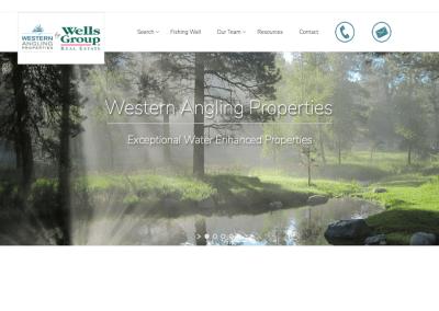Angling Properties