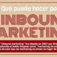 Qué puede hacer por ti el inbound marketing