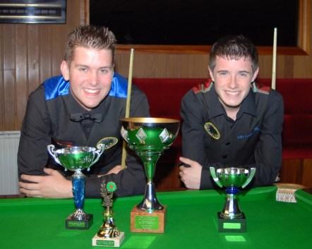 Silver Waistcoat Tour Event 1 Finalists 2007-08