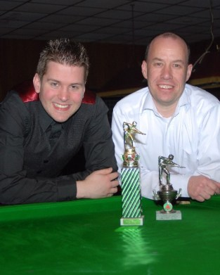Silver Waistcoat Tour Event 5 Winner 2007-08
