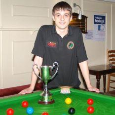 Haydon Pinhey - Silver Champion 2012-13