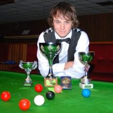 Sam Baird - Silver Champion 2006-07
