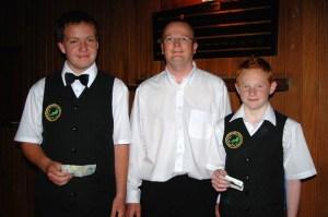 Bronze Waistcoat Tour Plymouth Event 1 Semi-Finalists 2007-08