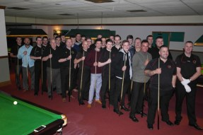 Gold Waistcoat Tour Event 2 - The Players 2015-16
