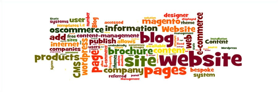 Olika typer av webbresurser