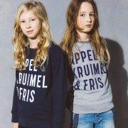 Kids Sweater Navy AppelKruimel&Fris from AppelKruimel&Fris