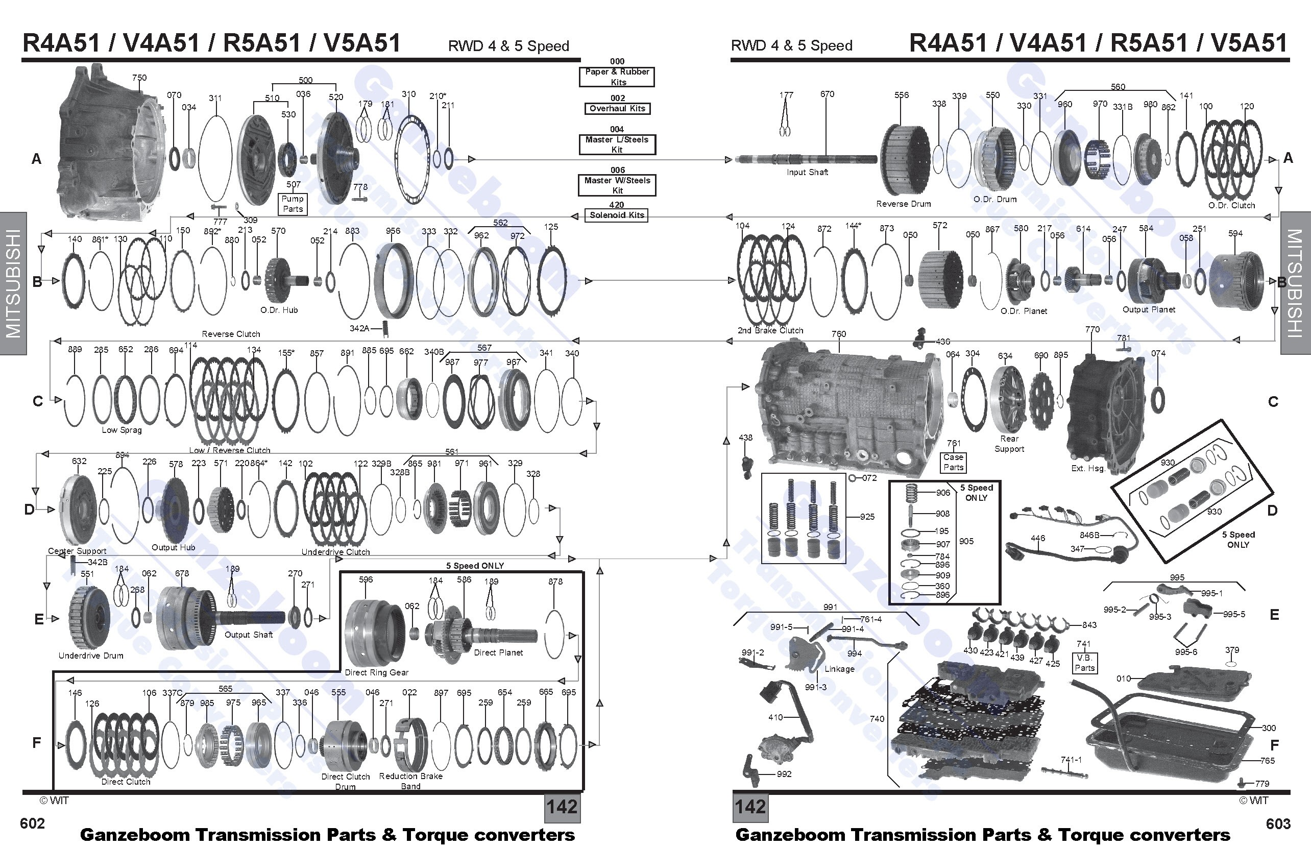 Allison Transmission Parts Catalog Wiring Wiring Diagram