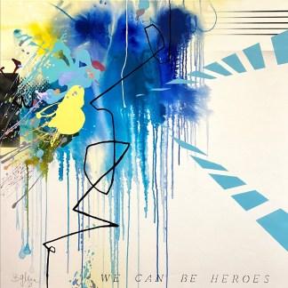 Bea Garding Schubert (DE), We can be heroes IV