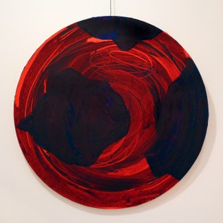 Andrea Engelmann (DE), Dark Round (Tondo)