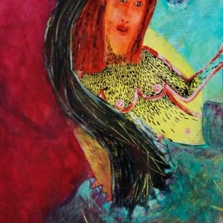 Anna Bieler (DE), Der Schlund/The Abyss