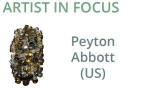 Peyton Abbott artist in focus