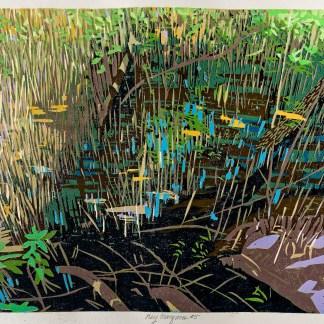 """""""Key Mangroves #5"""", Cynthia Back (US)"""