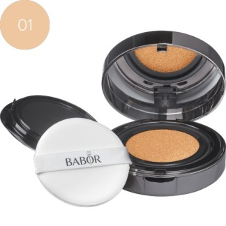 Babor Age-ID Face Make Up Cushion Foundation 01 ivory