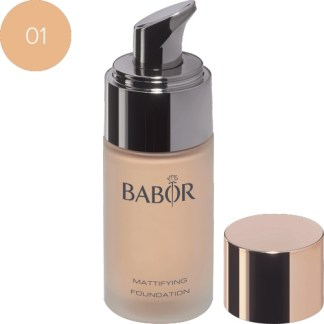 Babor Age-ID Face Make Up Mattifying Foundation 01 ivory