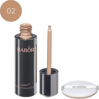 Babor Age-ID Face Make Up Serum Foundation 02 natural