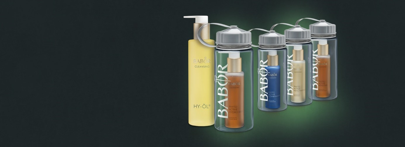 Babor Cleansing Set Smoothie banner