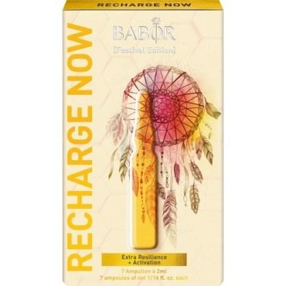 Babor Ampoule Concentrates Recharge Now