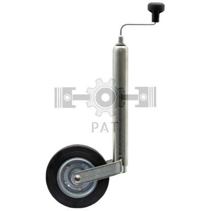 — 14270282 — rubber wiel met stalen velg, slinger met glijlager 180 200 x 50 150 —