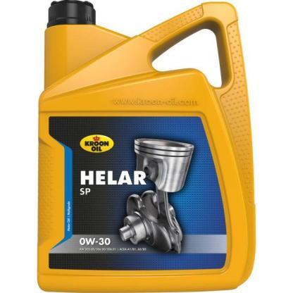 5 L can Kroon-Oil Helar SP 0W-30