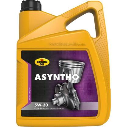 5 L can Kroon-Oil Asyntho 5W-30