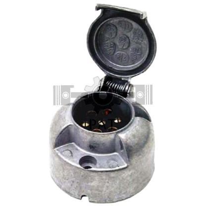 — 50777/7F — lichtmetaal met vlakstekkeraansluiting (simpel) passend voor stekker 50751305526 7-polig —