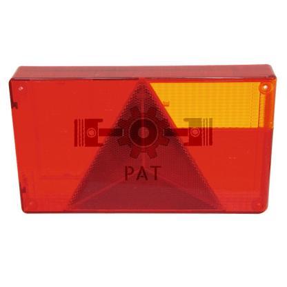 — 217102070120 — met achter-, rem-, knipperlicht, kentekenverlichting en mistlamp 12V21WK/P21W, <br> 12V21/5WK/P21/5W —