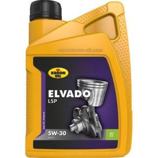 1 L flacon Kroon-Oil Elvado LSP 5W-30