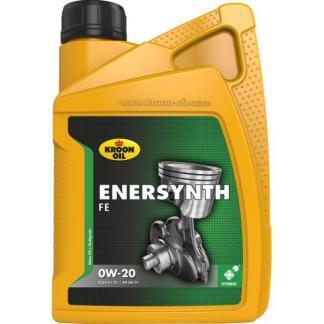 1 L flacon Kroon-Oil Enersynth FE 0W-20