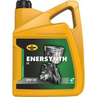 5 L can Kroon-Oil Enersynth FE 0W-20