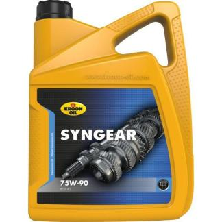 5 L can Kroon-Oil Syngear 75W-90