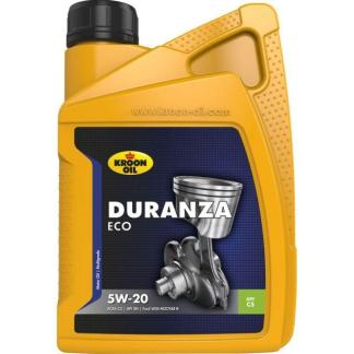 1 L flacon Kroon-Oil Duranza ECO 5W-20