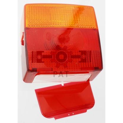 — 4559EL 129519001 — links en rechts, passend voor achterlichten, goedkeuringen: E17 408 / E17 630 / E17 763 —