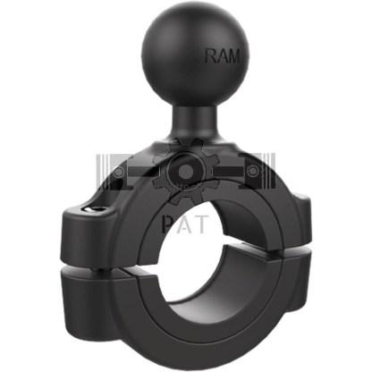 — 5070010039 — gepoedercoat aluminium van 28,5 tot 38 kogel-Ø: 2,54 cm (1 inch, B-kogel) zwart —