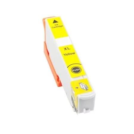 Inktcartridge / Alternatief voor Epson 33 XL T3364 geel | Epson Expression Premium XP-530/ XP-630/ XP-635/ XP-640/ XP-645/ XP-830/ XP-900