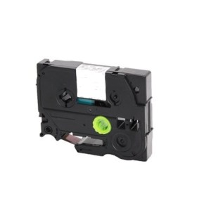 Alternatief voor Brother P-touch tape TZE-132 rood op transparant 12 mm | BROTHER P-Touch